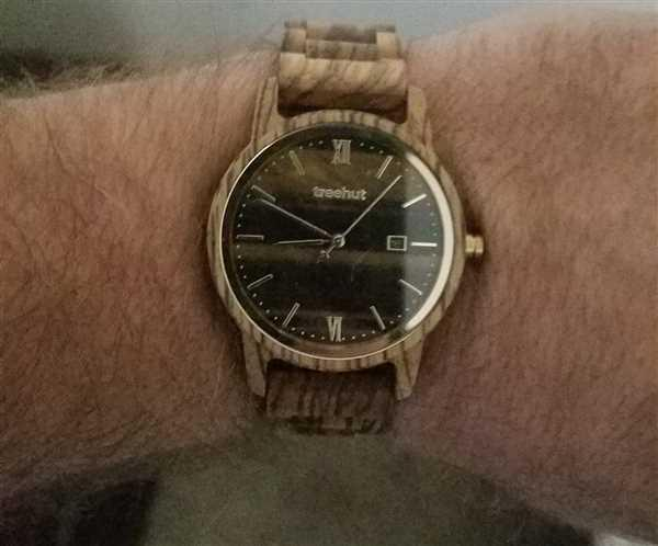 Sophia Kontos verified customer review of Odyssey Tiger Eye Zebrawood