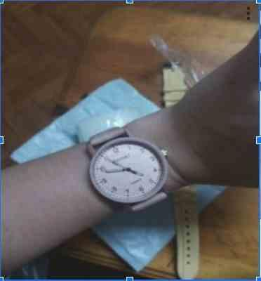 Jane H. verified customer review of Anna - 36mm
