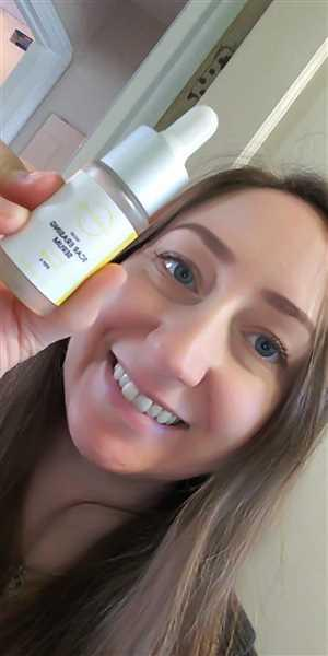 Jenna Mason verified customer review of Rebel Scar Erasing Serum
