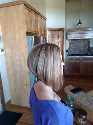 Jacquelyn Anderson verified customer review of Kerotin Hair Growth Vitamins