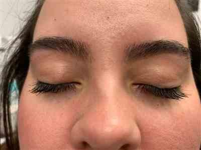 Natalie Castro verified customer review of Wow the Crowd - Eyelash Growth Serum