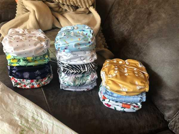 Grace Newton verified customer review of Big Apples Reusable Nappy Set