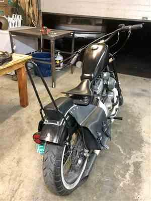 Brian verified customer review of The Rambler Bolt On Sissy Bar - 1994-2003 Sportsters