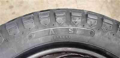 Justin J. verified customer review of Dirtman 5.00-16 inch Motorcycle Tire