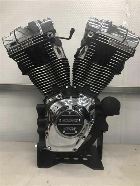 steve c. verified customer review of Harley-Davidson Twin Cam A Motor Engine Stand