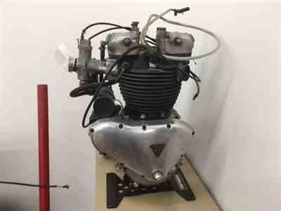 Chad M. verified customer review of Triumph Motor Engine Stand - Pre-Unit Twins pre-1963