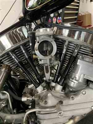 Jake S. verified customer review of #7507-20 Upper Pushrod Cover Kit Chrome Plated Fits 1957-85 Sportster / 1948-65 Panhead