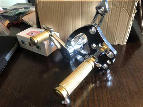 Lowbrow Customs Pursuit Shifter Peg for Harleys - Solid Brass Review
