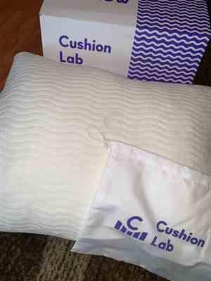 Monique L. Rivera verified customer review of Adjustable Shredded Memory Foam Pillow