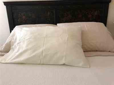Maggie K. verified customer review of Adjustable Shredded Memory Foam Pillow