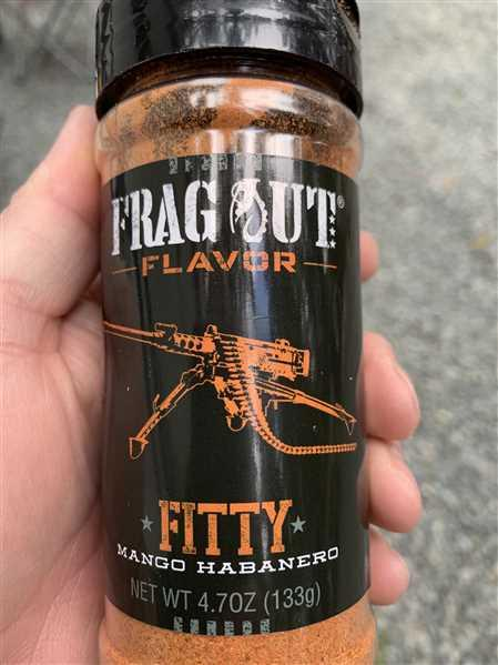 Frag Out Flavor Frag Out Favorites Review