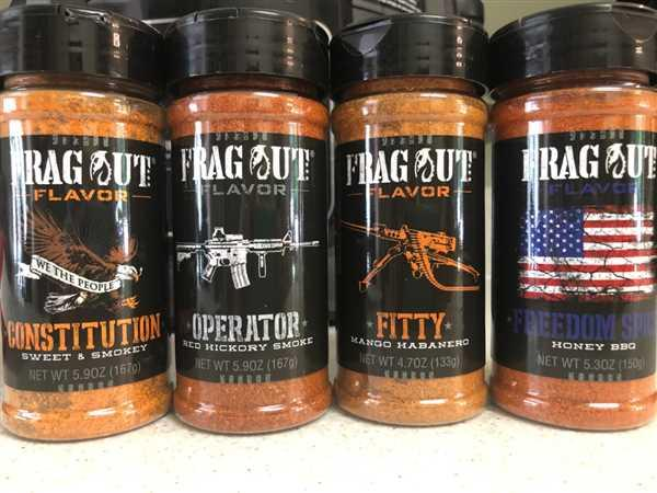 Frag Out Flavor Build Your Own (4-pack) Review
