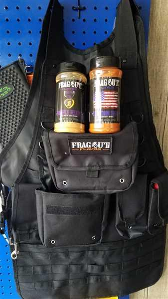 Frag Out Flavor Tactical Stocking Review