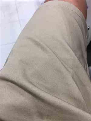 Neil L. verified customer review of Olive | Tech Chino Shorts