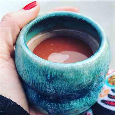 Megan verified customer review of Oaxacan Spice 100% Ceremonial Cacao Drink