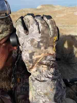 Toby L. verified customer review of XKG Insulated Gloves - Desert Shadow / Medium