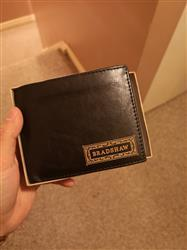 Hailey B. verified customer review of Personalized Wallet: Classic