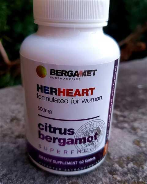 BergaMet North America BergaMet HERHEART - Citrus Bergamot SuperFruit™ Review