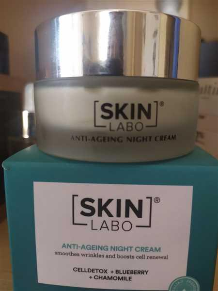 Sonia Fratti verified customer review of CREMA ANTI-AGE NOTTE RIGENERANTE E RISTRUTTURANTE