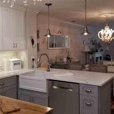 Kim verified customer review of Reversible Series 27 Farmhaus Fireclay Sink with a Plain Front Apron