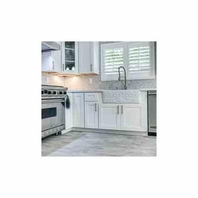 Sonia verified customer review of Reversible Series 30 Fireclay kitchen sink with Gothichaus design