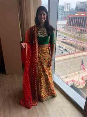 Ritu verified customer review of Aam Lengha