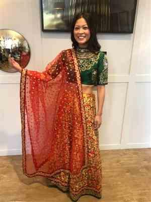 Tiffany verified customer review of Aam Lengha