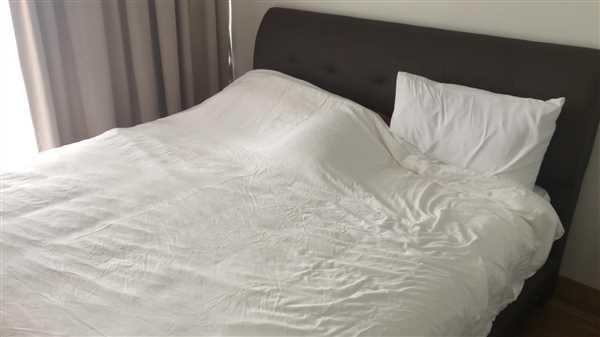 Emily Liu verified customer review of Bamboo Lyocell Bedsheet Set