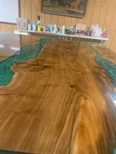 WiseBond™ Bar & Table Top Epoxy 1:1 Ratio - 1 Gallon Kit Review