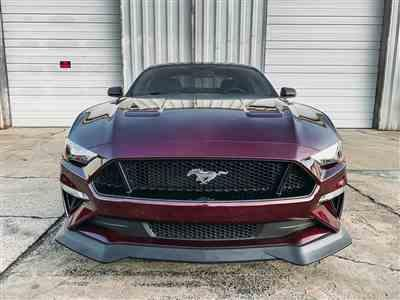 Nathan Anderson verified customer review of RTR Chin Spoiler (18-19 Ecoboost & GT)