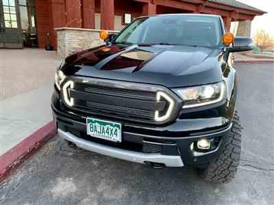 Robert Wilkinson verified customer review of Ranger RTR Grille w/ LED Lights