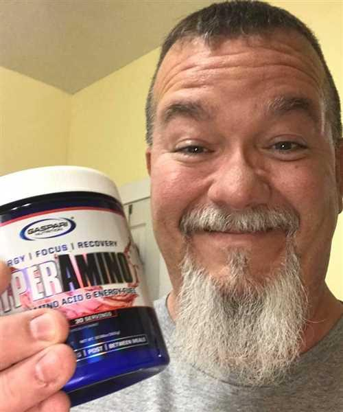 Gaspari Nutrition HyperAmino Review