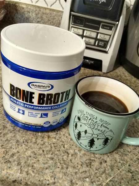 Gaspari Nutrition BONE BROTH | ATHLETIC PERFORMANCE COLLAGEN Review