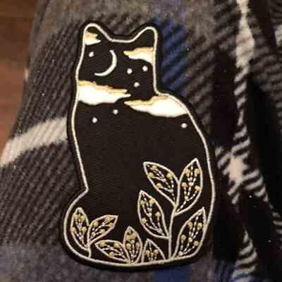 Jessica Baca verified customer review of Botanic Nature Cat Patch