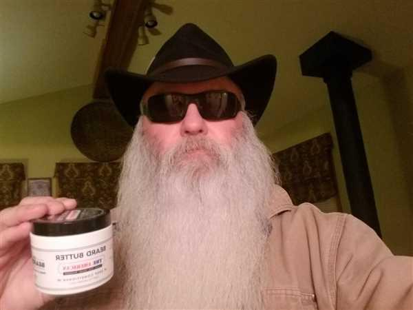 Marty Roberts verified customer review of The American Beard Butter