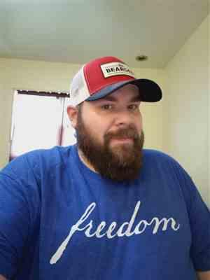 CHRISTOPHER D. verified customer review of FREEDOM Tee