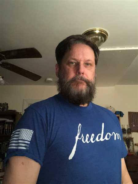 Thomas S York Jr verified customer review of FREEDOM Tee