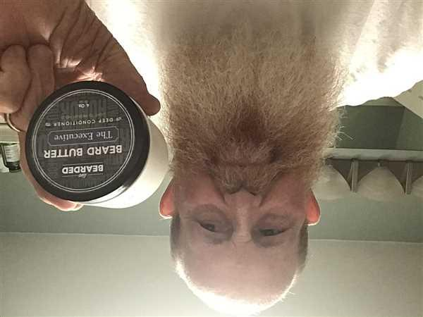 Bob Cecil verified customer review of The Executive Beard Butter