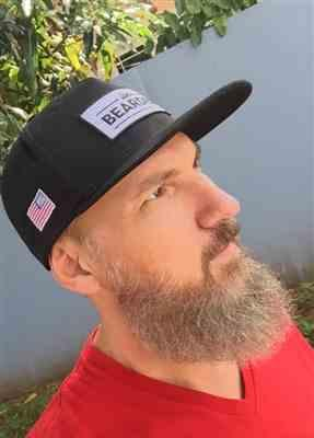 Live Bearded Black Cotton Snapback Review