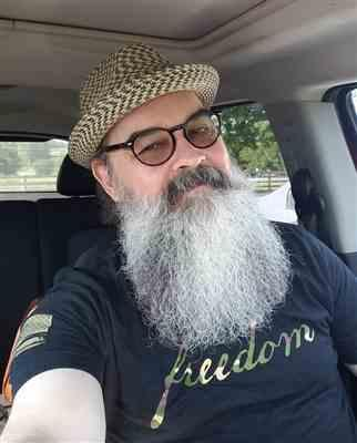 Live Bearded Freedom Camo T-shirt Review