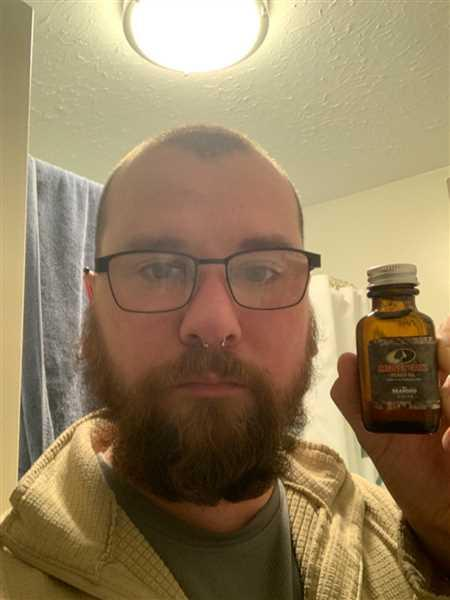 Live Bearded Mossy Oak Beard Oil Review