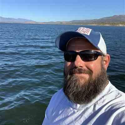 Brian M. verified customer review of Mossy Oak Beard Oil