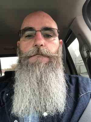 Scott G. verified customer review of Mossy Oak Beard Oil