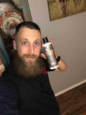 Live Bearded Mossy Oak Beard Wash Review