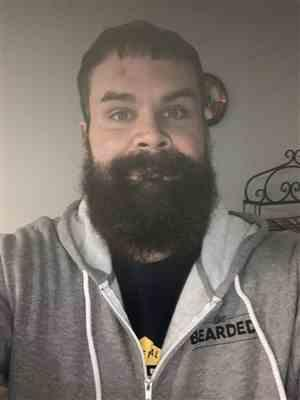 James M. verified customer review of Beard Cloud Hoodie - Heather Grey