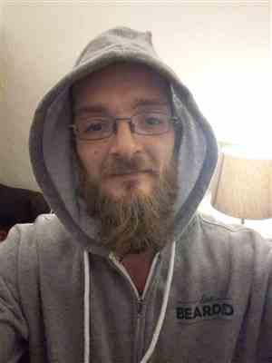 Jonah B. verified customer review of Beard Cloud Hoodie - Heather Grey