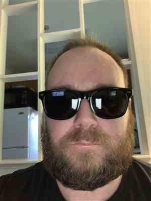Pete W. verified customer review of Classic Sunglasses
