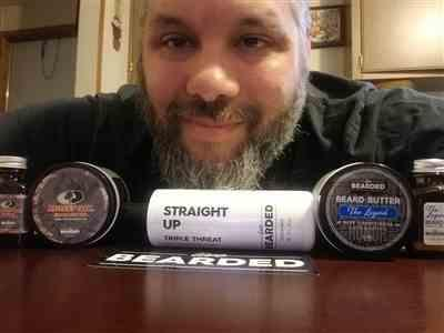 Alex C. verified customer review of The Essentials Beard Kit