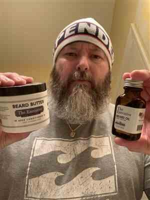 Andrew G. verified customer review of The Essentials Beard Kit