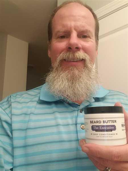 Mike Mason verified customer review of The Essentials Beard Kit